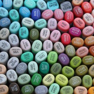 Copic маркери